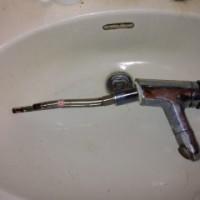 掛川市 小笠郡大東町洗面蛇口水漏れ修理・お客様の声