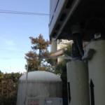 静岡市駿河区曲金店舗給湯管水漏れ修理