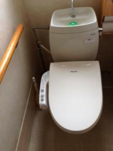藤枝市青木トイレ水漏れ修理