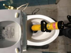 静岡市駿河区東新田洋式トイレ詰まり修理