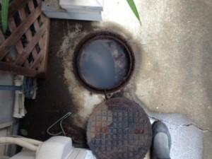 菊川市高橋 排水管詰まり修理