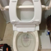 富士宮市大岩洋式トイレ詰まり修理