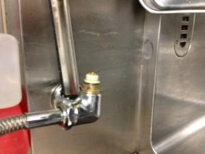 富士宮市中島町蛇口水漏れ修理