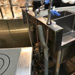 島田市岸町 給水管水漏れ修理