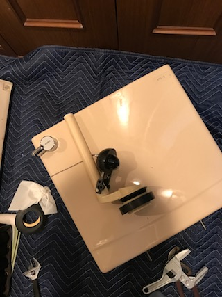 富士宮市川尻東 トイレ水漏れ修理