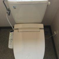 菊川市赤土 トイレタンク内部品交換