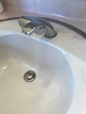 島田市 蛇口水漏れ修理