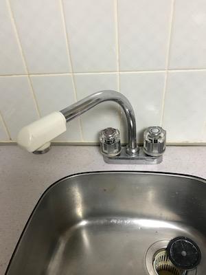 静岡市 蛇口水漏れ修理