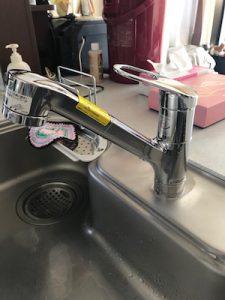 焼津市 蛇口水漏れ修理