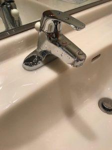 袋井市 蛇口水漏れ修理