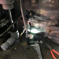 藤枝市 店舗給水管水漏れ修理