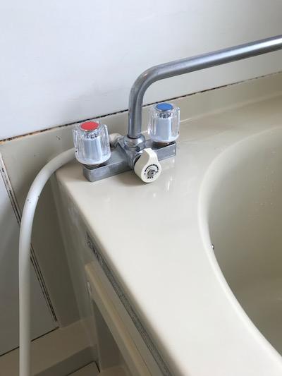 掛川市 浴室蛇口水漏れ修理