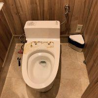 富士市 店舗トイレ詰まり修理