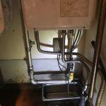菊川市 給湯器水漏れ修理