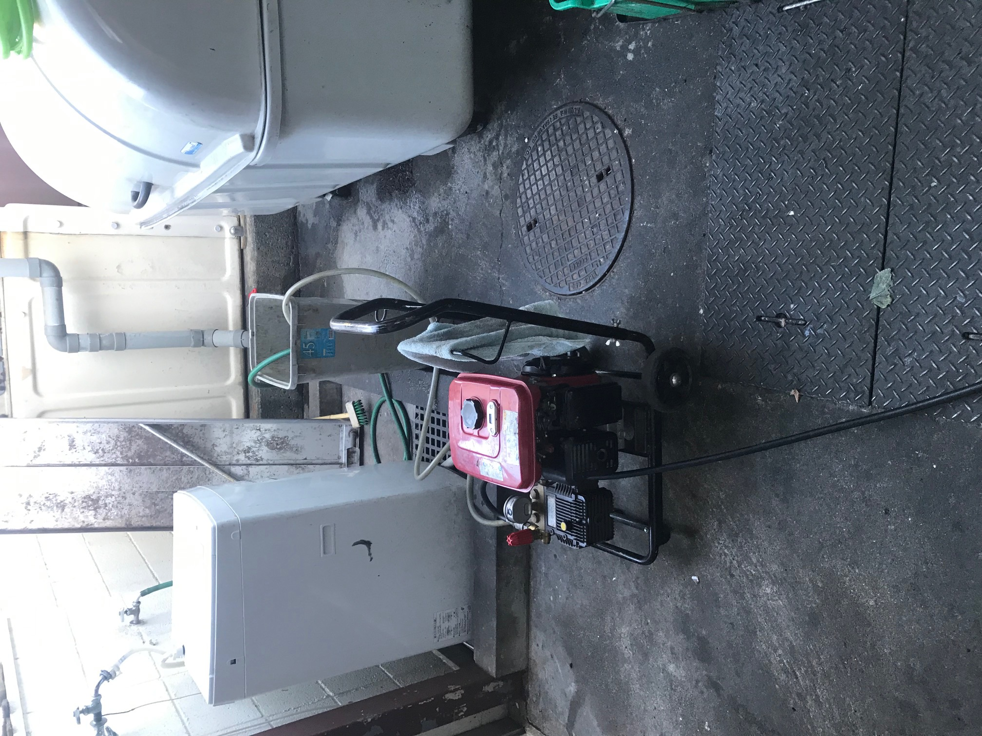 静岡市 排水詰まり修理