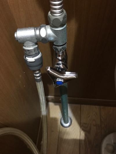 富士市 トイレ水漏れ修理