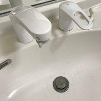焼津市 洗面蛇口水漏れ修理