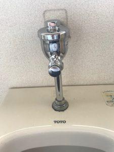 富士市 小便器水漏れ修理