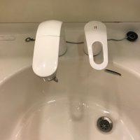 富士宮市 洗面蛇口水漏れ修理