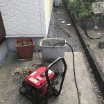富士市 台所排水詰まり修理