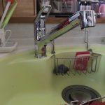 富士宮市 台所蛇口水漏れ修理