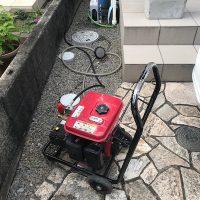 掛川市 台所排水詰まり修理