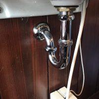 静岡市 手洗器水漏れ修理