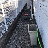 掛川市 店舗排水管清掃