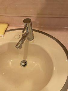 菊川市 洗面蛇口水漏れ修理
