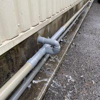 静岡市 屋外排水管修理