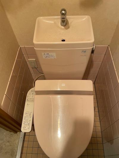 菊川市 トイレ交換工事見積り希望