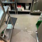 掛川市 厨房内漏水調査