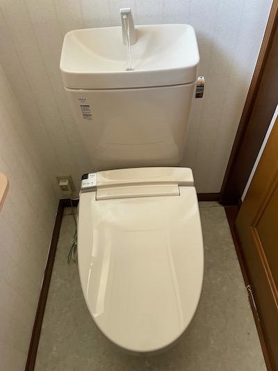 焼津市 洋式トイレ水漏れ修理