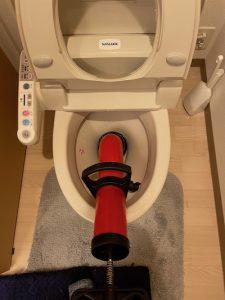 袋井市 トイレ詰まり修理