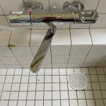 静岡市 浴室蛇口水漏れ修理