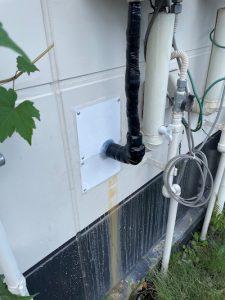 掛川市  給湯管水漏れ修理