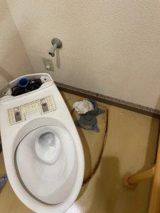 静岡市トイレ詰まり修理 お客様の声