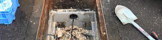 静岡市 排水詰り修理